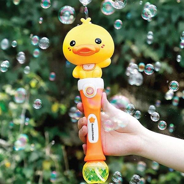 레츠토이 오리버블봉 비눗방울 자동버블 비누방울 만들기 놀이