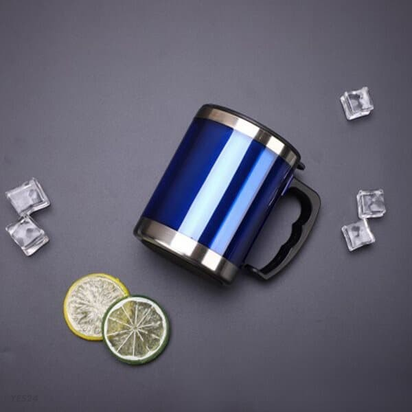 350ml 스텐 보온컵/휴대용머그 보온보냉컵 스텐텀블러
