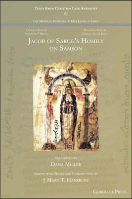 Jacob of Sarug's Homily on Samson