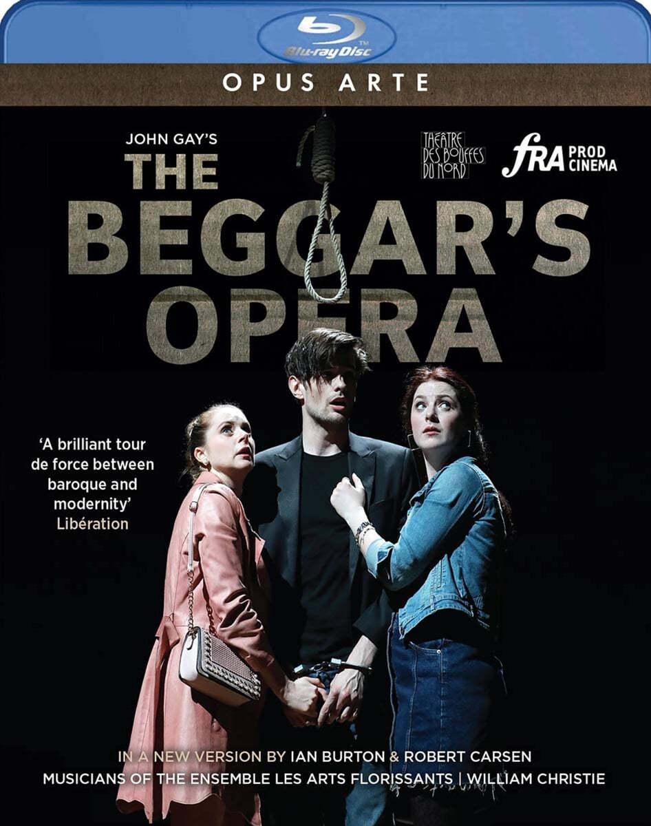 William Christie 존 게이: 오페라 '거지' (John Gay: The Beggar's Opera)