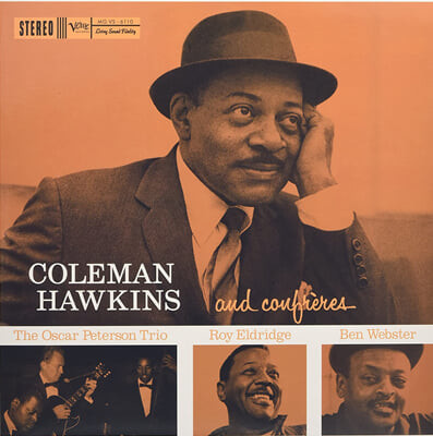 Coleman Hawkins (콜먼 호킨스) - Coleman Hawkins and Confreres [2LP]