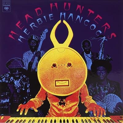 Herbie Hancock (허비 행콕) - Head Hunters [LP]
