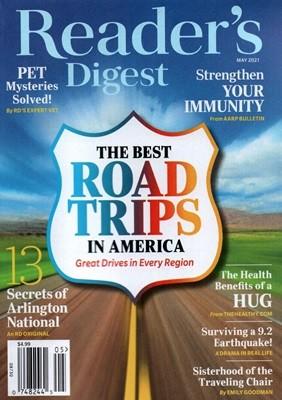Reader's Digest USA (월간) : 2021년 05월