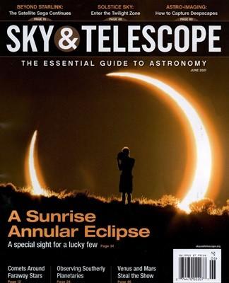 Sky & Telescope (월간) : 2021년 06월