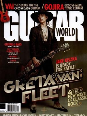 Guitar World (월간) : 2021년 06월
