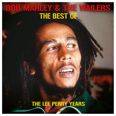 Bob Marley & The Wailers (밥 말리 & 더 웨일러스) - The Best of Bob Marley & The Wailers: The Lee Perry Years [레드 컬러 LP]