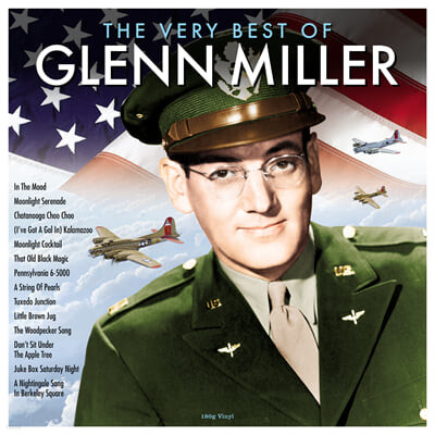 Glenn Miller (글렌 밀러) - The Very Best of Glenn Miller [LP]