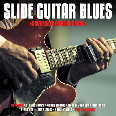 슬라이드 기타 블루스 연주집 (Slide Guitar Blues)