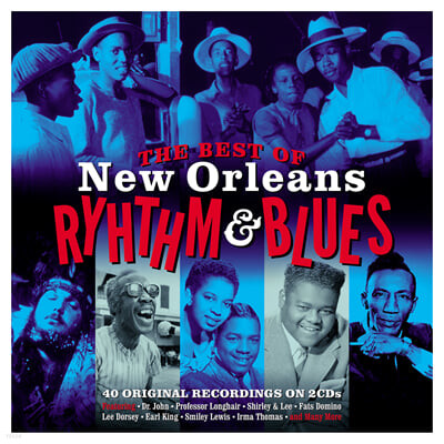 뉴 올리언스 리듬 앤 블루스 인기곡 모음집 (The Best of New Orleans Rythm & Blues)
