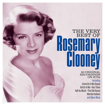 Rosemary Clooney (로즈마리 클루니) - The Very Best Of Rosemary Clooney