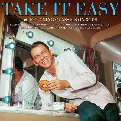 60곡의 유명 재즈, 팝 히트곡 모음집 (Take It Easy)