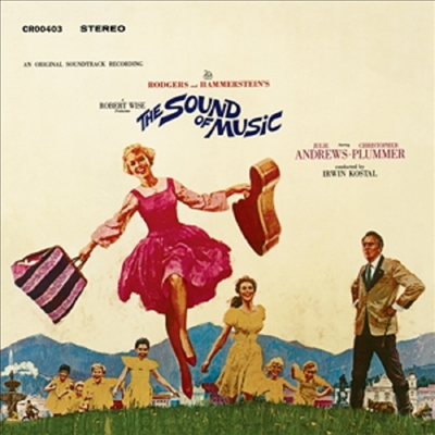 O.S.T. - Sound Of Music (사운드 오브 뮤직) (Soundtrack)(LP)