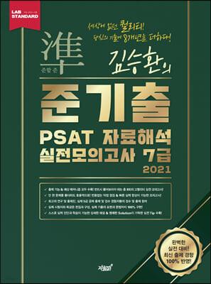 2021 김승환의 준기출 PSAT 자료해석 실전모의고사 7급