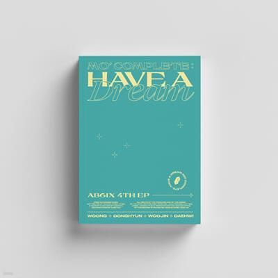 [사인회 응모] 에이비식스 (AB6IX) - MO' COMPLETE : HAVE A DREAM [HAVE ver.]