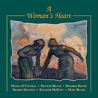 아일랜드 여성 보컬 모음집 (A Woman's Heart) [LP]