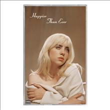 Billie Eilish - Happier Than Ever (Cassette Tape)