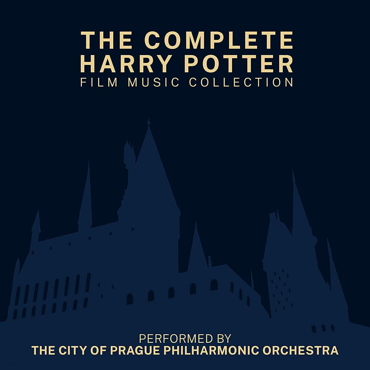 해리 포터 영화음악 전곡 모음집 (The Complete Harry Potter Film Music Collection) [화이트 컬러 3LP]