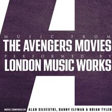 어벤져스 영화음악 (The Avengers Movies OST by Alan Silvestri / Danny Elfman / Brian Tyler) [퍼플 컬러 LP]