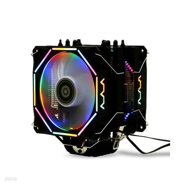 알스아이 EL120D RGB CPU 쿨러