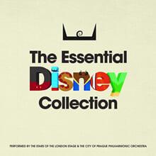 디즈니 애니메이션 히트곡 모음집 (The Essential Disney Collection) [2LP]