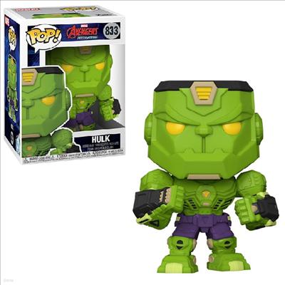 Funko - (펀코)Funko Pop! Marvel: Marvel Mech- Hulk (마블)(헐크)