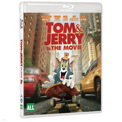 톰과 제리 (1Disc) : 블루레이