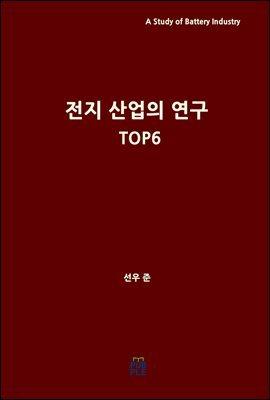 전지 산업의 연구 TOP6