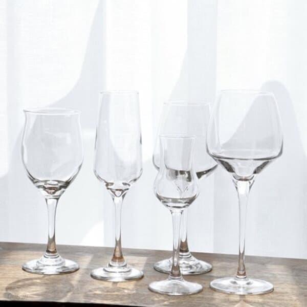 블랑 샴페인 와인잔 시리즈