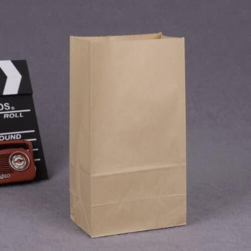 무지 크라프트 봉투 100p세트 선물포장 갈색 각대봉투