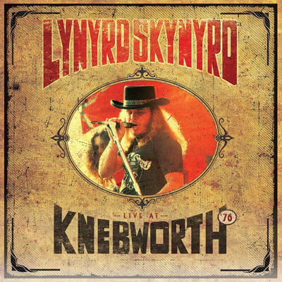 Lynyrd Skynyrd (레너드 스키너드) - Live At Knebworth '76 [CD+DVD]