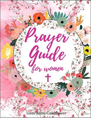 Prayer Guide for women