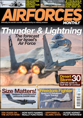Air Forces Monthly (월간) : 2021년 5월