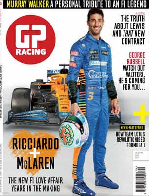 Grand Prix Racing (F1 Racing) (월간) : 2021년 04월