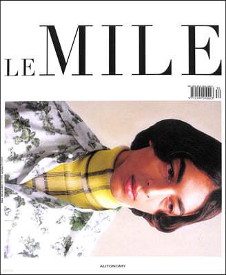 Le Mile (반간지) : 2021년 No.30