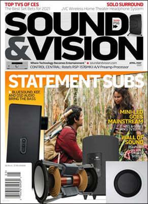Sound & Vision (격월간) : 2021년 04/05월