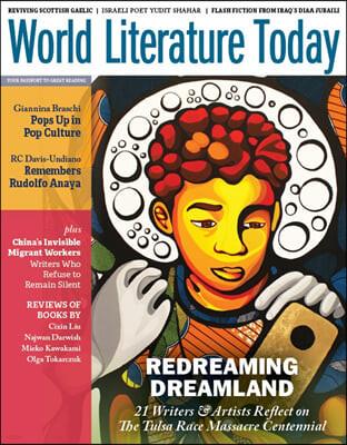 World Literature Today (격월간) : 2021년 Spring