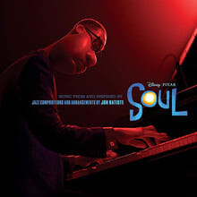 '소울' 영화음악 (Music From And Inspired By Disney Pixar Soul - Jon Batiste) [LP]