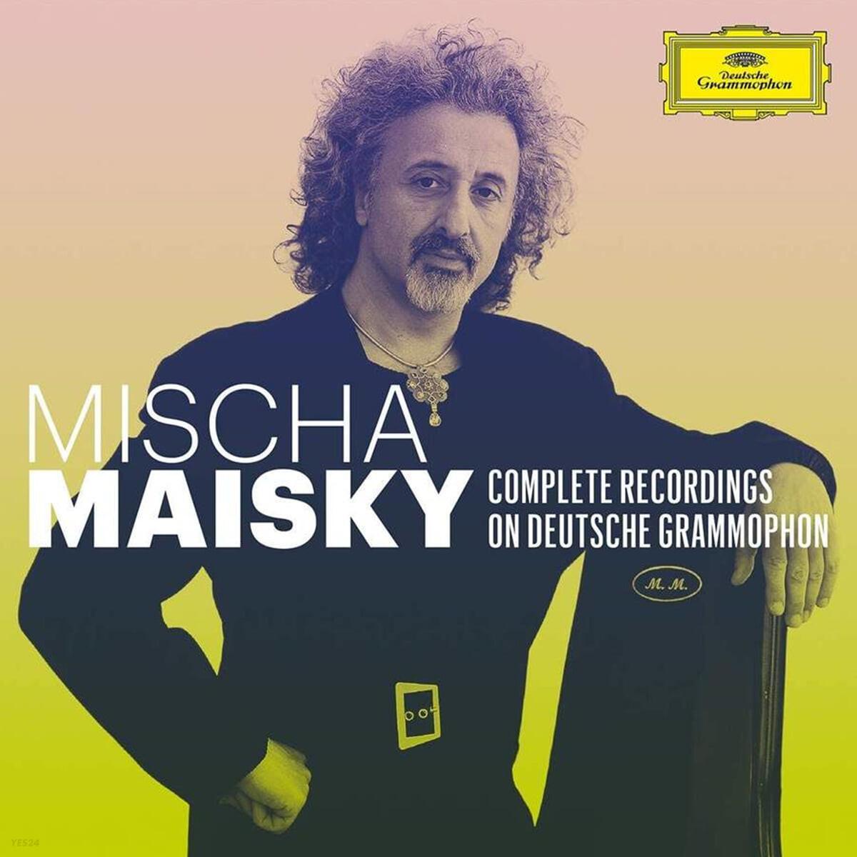 Mischa Maisky 미샤 마이스키 DG 전집 (Complete Recordings On Deutsche Grammophon)