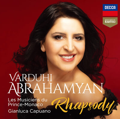 Varduhi Abrahamyan 바두히 아브라하미안 아리아집 - 로시니 / 글룩 / 브람스 / 구노 / 생상스 (Arias)