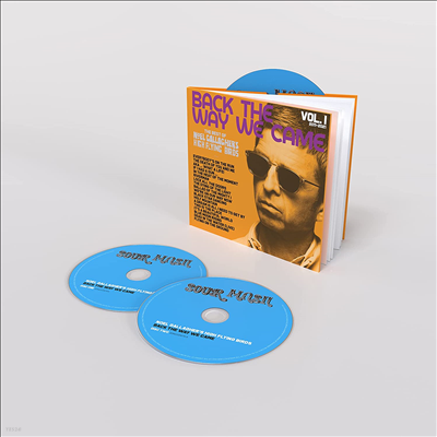 Noel Gallagher's High Flying Birds - Back The Way We Came: Vol. 1 (2011-2021) (Deluxe Edition)(3CD)
