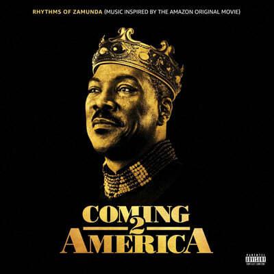 커밍 2 아메리카 영화음악 (Coming 2 America - Rhythms of Zamunda: Music Inspired by the Amazon Original Movie)