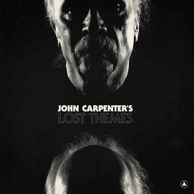 John Carpenter (존 카펜터) - Lost Themes [레드 스모크 컬러 LP]
