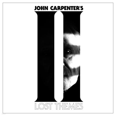 John Carpenter (존 카펜터) - Lost Themes II [블루 스모크 컬러 LP]