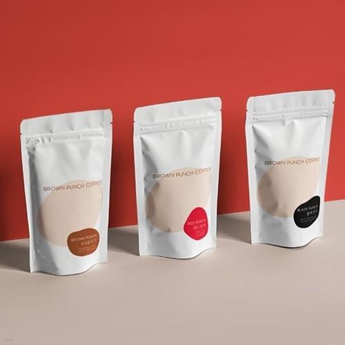 브라운펀치 커피 원두 3종 200g