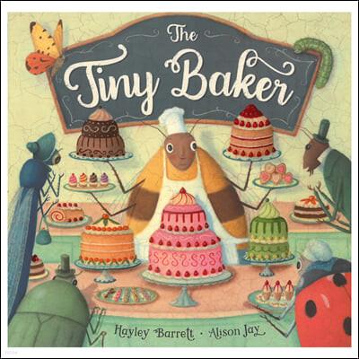 [노부영] Tiny Baker