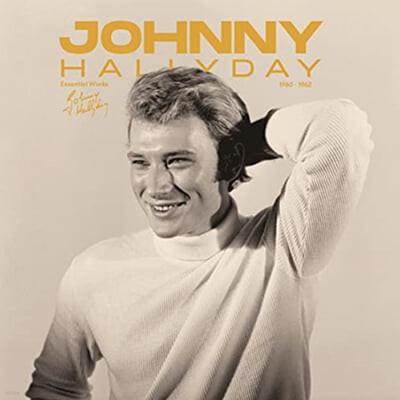 Johnny Hallyday (조니 할리데이) - Essential Works 1960-1962 [투명 컬러 2LP]