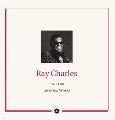 Ray Charles (레이 찰스) - Essential Works 1952-1961 [2LP]