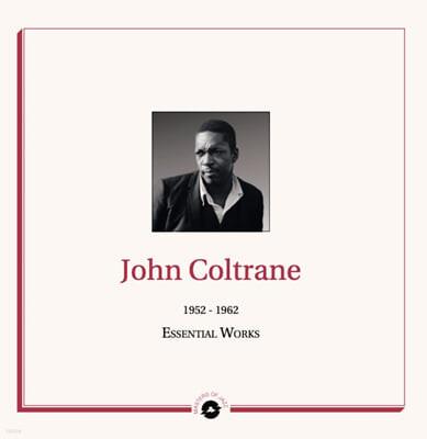 John Coltrane (존 콜트레인) - Essential Works 1952-1962 [2LP]