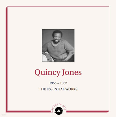 Quincy Jones (퀸시 존스) -  Essential Works 1955-1962 [2LP]