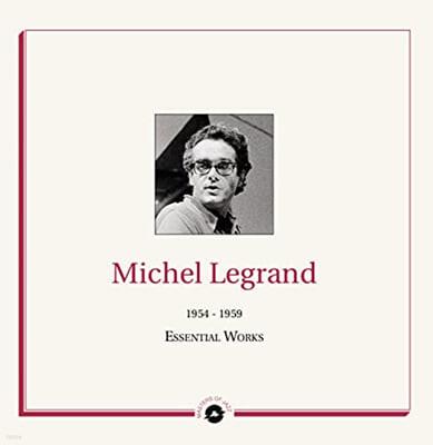 Michel Legrand (미셸 르그랑) -  Essential Works 1954-1959 [2LP]